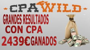 CPAWILD Network adwords