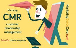 Qué es el CRM en marketing