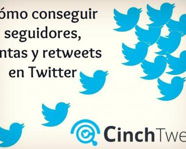 Cómo conseguir seguidores, ventas y retweets en Twitter1