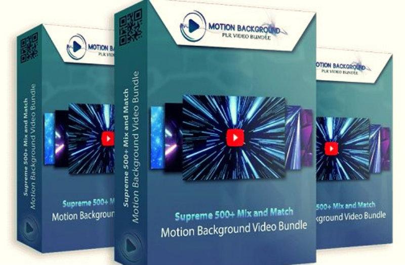 Conseguir los mejores Motion y Background para tus vídeos