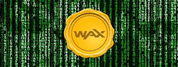 Qué es WAX-WAX
