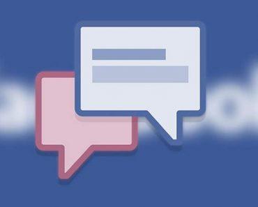 Automatizar los mensajes en Facebook