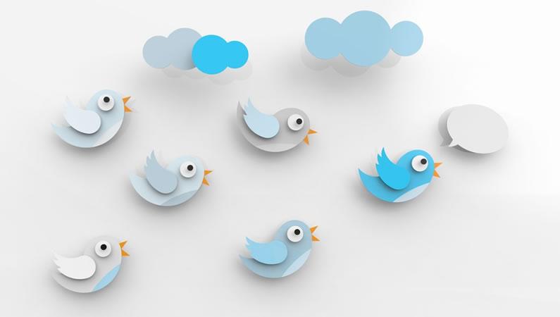 Dejar de seguir masivamente en Twitter