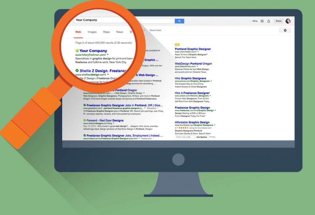 Redacción para posicionar en Google