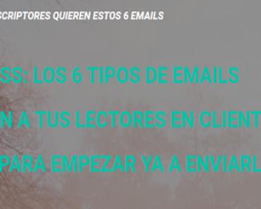 En ocasiones se piensa que contar con Plantillas email marketing eficaces, y un diseño atractivo es algo que se requiere para recibir visitas...