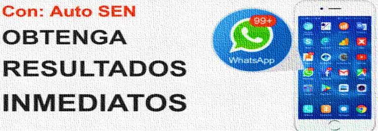 El Cómo usar Whatsapp para vender más es algo que actualmente está causando mucho impacto y eficacia. Un producto indicado para este es Autosen.