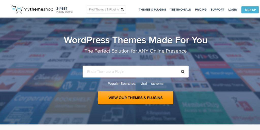 Temas para wordpress