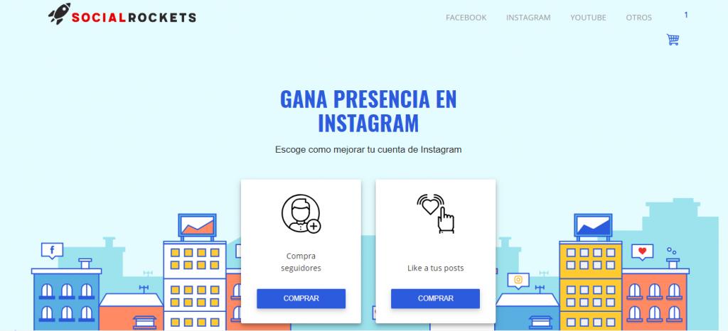 Por qué y dónde comprar seguidores para Instagram