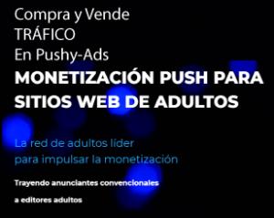 trafico en pushy-ads