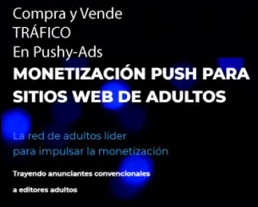 trafico en pushy-ads