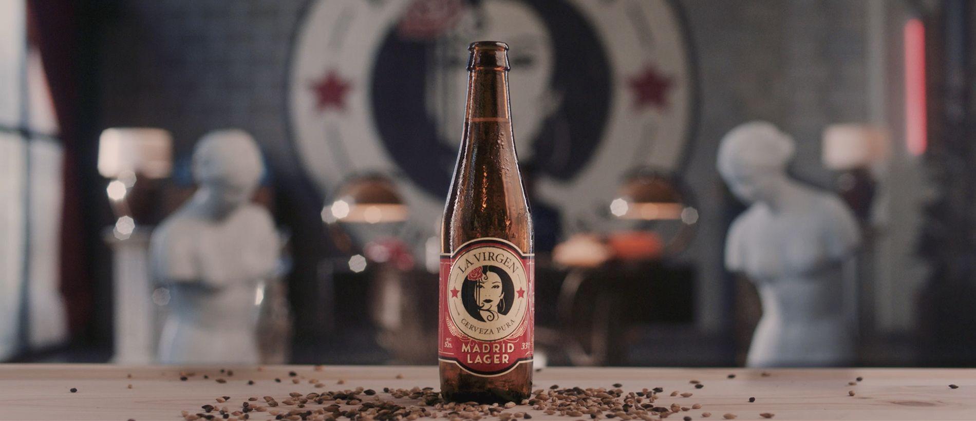 La Virgen lanza un crowdfunding para rodar el 'mejor' anuncio de cerveza