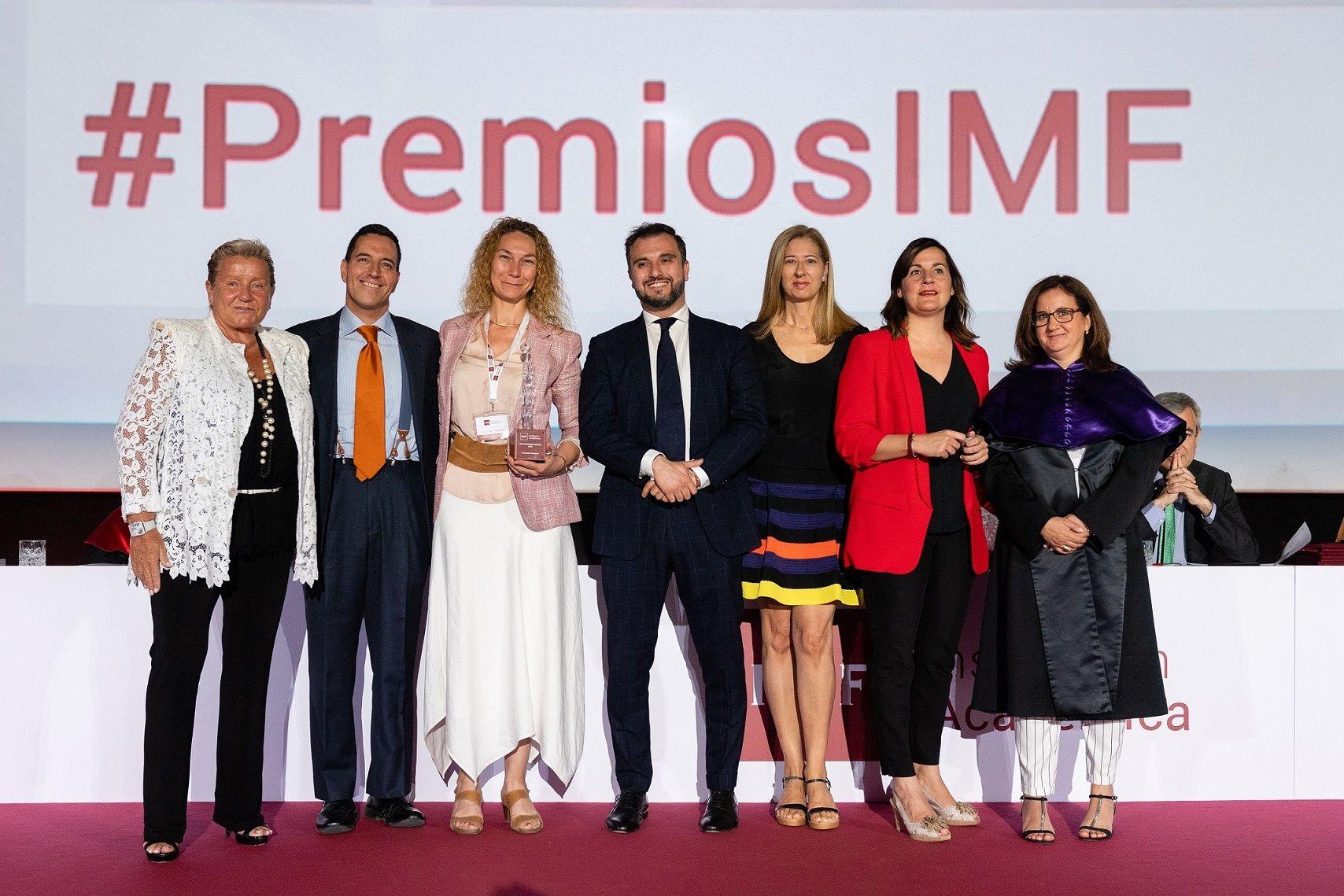 Ya se conocen los cinco galardonados de los Premios IMF 2019