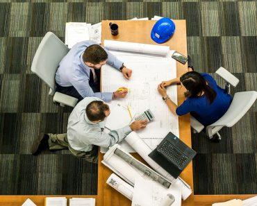 construir un espacio para una empresa