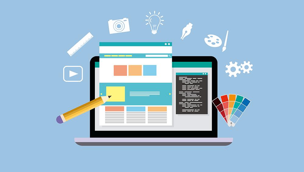 diseño para tu sitio web