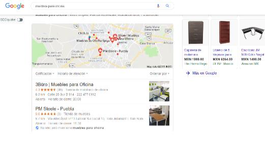 Da de alta tu empresa en Google Mi Negocio