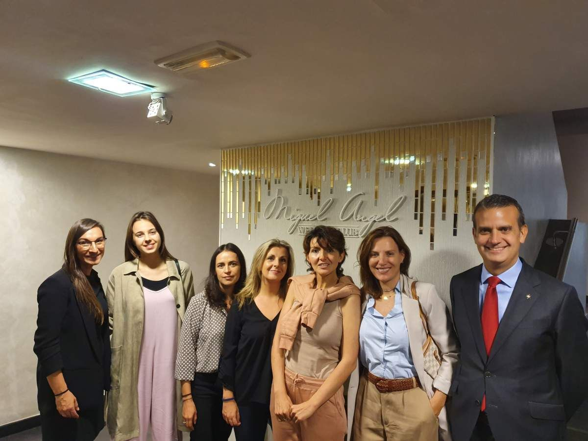 El Miguel Angel Wellness Club celebra su Press Day