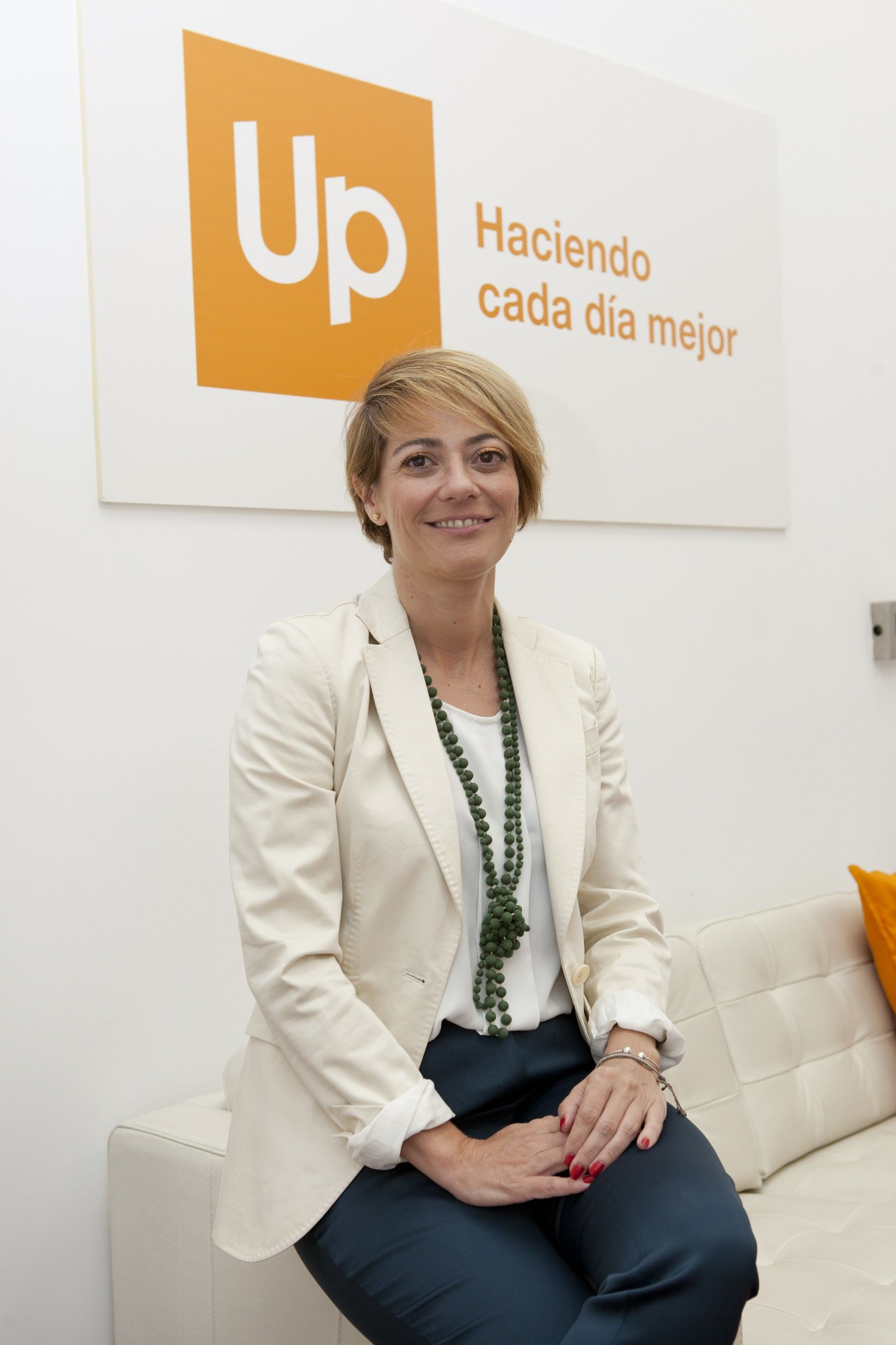 Ana Isabel Iglesias, nueva CEO de Up SPAIN