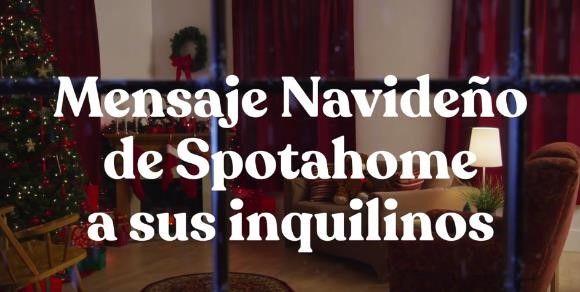 Spotahome manda a sus inquilinos a casa por Navidad