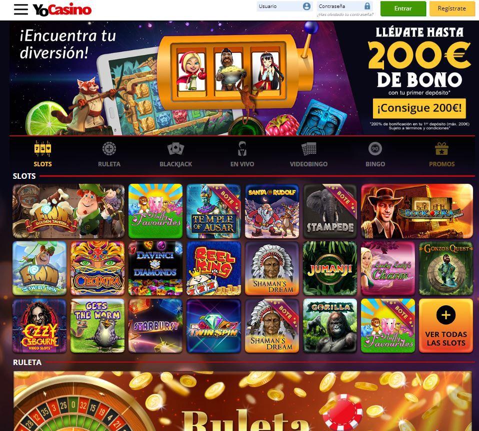 Bingosoft lanza YoCasino, un nuevo casino online