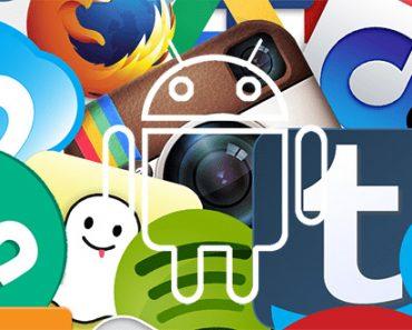 aplicaciones más descargables en Android