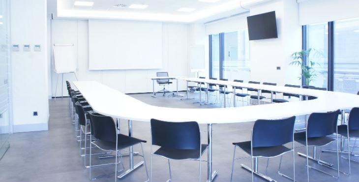 equipos de sala de reuniones