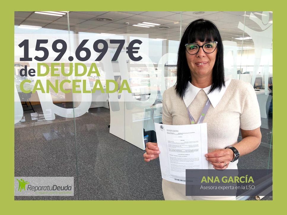 Repara tu Deuda Abogados cancela una deuda de 159.687 ? en Mallorca con la Ley de Segunda Oportunidad