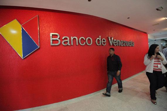 Bancos de Venezuela en linea