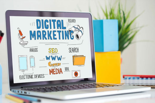 Master de Marketing Digital online