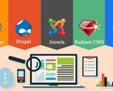 CMS o programa para crea webs