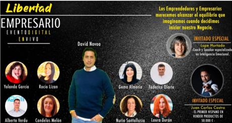 La 'coach' Lupe Hurtado analiza la importancia de la inteligencia emocional en el mundo de la empresa