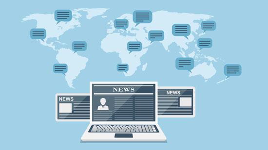 Cómo hacer un seguimiento de medios de prensa offline