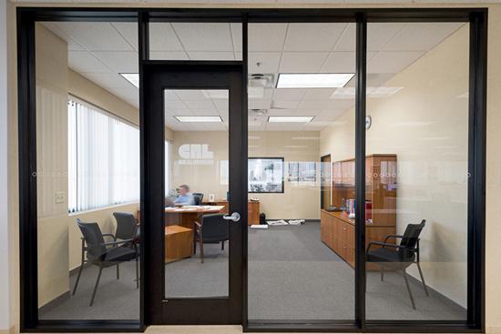 puertas de oficina